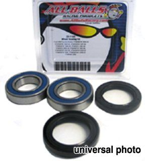 YAMAHA RHINO 660 2004 2007 FRONT WHEEL BEARING KIT 1108