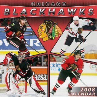 Chicago Blackhawks 2008 Wall Calendar