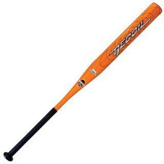 2008 miken recoil asa balanced softball bat 34/27oz