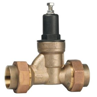 Watts Series N45BDU S M1, 3/4 Water Pressure Reducing Valve (0007754)