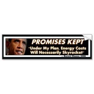 Gas Pump Activism Bumper Sticker