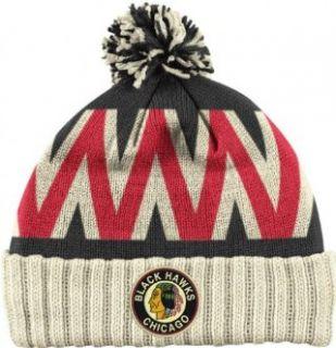 Chicago Blackhawks NHL 2009 Winter Classic Cuffed Knit