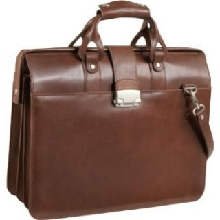 AmeriLeather Leather Doctors Carriage Bag (Brown