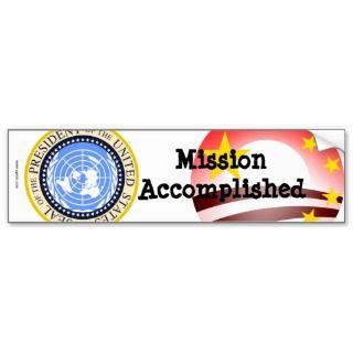 AMERICA MADE IN CHINA Bumper Sticker