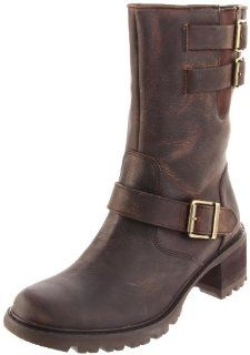 Rockport Womens Anna Motor Boot Shoes