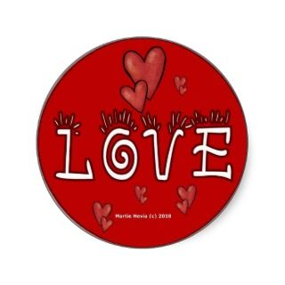 Valentines Day Stickers (4) sticker