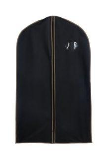 Vinyl 46 Black with Gold Trim Suit Dress Tuxedo Garment