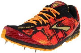 Brooks Mens Mach 13 Spike Cross Country Shoe Shoes
