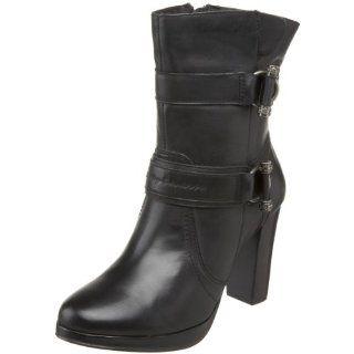 Harley Davidson Womens Marissa Boot Shoes