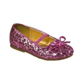 Glitter Ballet Shoes Aurora Belle Cinderella 5 6 7 8 9 10 11 12 Shoes