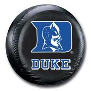 Duke Blue Devils Tire Cover