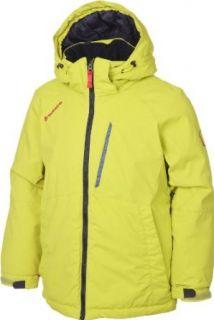 Sunice Junior Boys Evan Ski Jacket (Light Olive, 12) Clothing