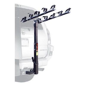 Allen Premium 5 Bike Hitch Mount Rack (2 Inch Receiver