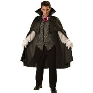 Midnight Vampire Mens Costume Adult Halloween Outfit