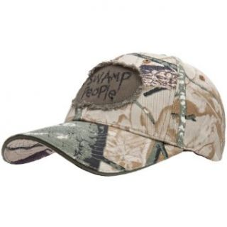 Swamp People   Logo Patch Adjustable Baseball Cap