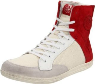 Diesel Mens Guliver High Top Sneaker Shoes