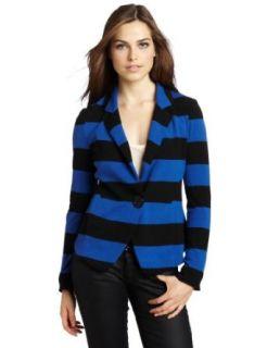 Bailey 44 Womens Jib Jacket, Blue/Black, X Small