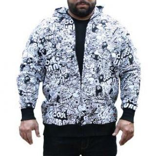 JeansXL 103 Hoodie Full Zip   Big & Tall Clothing