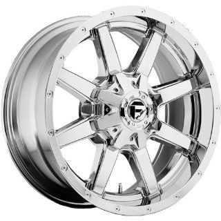 Fuel Maverick 18 Chrome Wheel / Rim 5x4.5 & 5x5.0 with a 1mm Offset