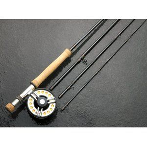 Hardy Greys Ltd GRXi+ Fly Fishing Rod 9 Foot 5 Weight 4