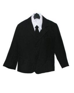 Black & White Baby Boy & Boys Tuxedo Suit, Special