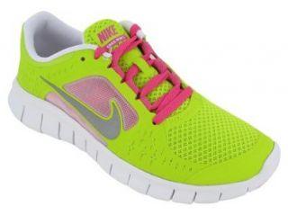 Nike Free Run 3 (GS) Big Kids Running Shoes 512098 300 Shoes