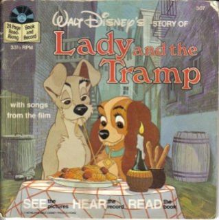 Walt Disneys Story and Songs From Lady and the Tramp
