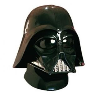 Star Wars Darth Vader Deluxe Adult Full Face Mask, Black