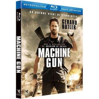 Machine gun en BLU RAY FILM pas cher