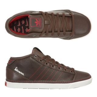 ADIDAS Baskets Vespa GS Mid Enfant Marron   Achat / Vente BASKET MODE