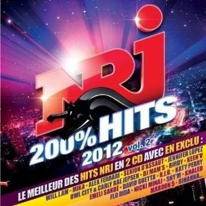 NRJ 200% HITS 2012 VOL 2   Compilation   Achat CD COMPILATION pas cher