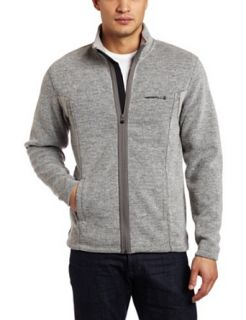 Merrell Mens Big Sky Wool Blend Midlayer Jacket Clothing