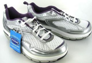 : DR SCHOLLS FUEGO WICKED PLUM WOMENS FITNESS WALKING Size 6M: Shoes