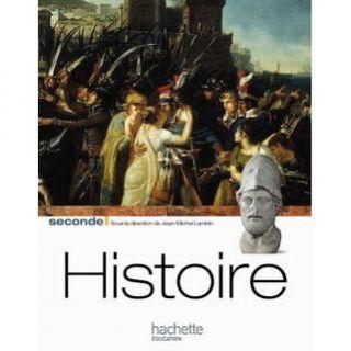JEUNESSE ADOLESCENT HISTOIRE ; 2NDE ; LIVRE DE LELEVE (EDITION 2010)