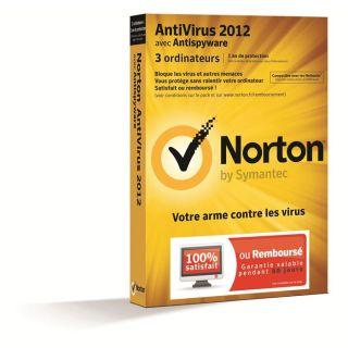 2012   3 postes   Achat / Vente ANTIVIRUS Norton Antivirus 2012