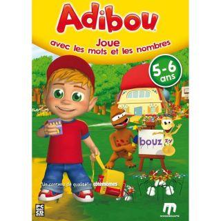 ADIBOU MOTS ET NOMBRES 5 6 ANS 2011 2012 / PC   Achat / Vente PC