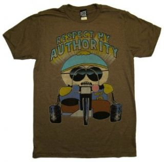 South Park Eric Cartman Respect My Authority Vintage Style