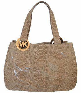 Leather Fulton Large EW Tote Bag Shoulder Handbag Purse Shoes