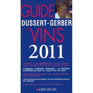 Le guide Dussert Gerber des vins de France 2011   Achat / Vente livre