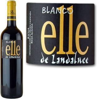 2011   Achat / Vente VIN BLANC Elle de Landaluce Blanco 2011