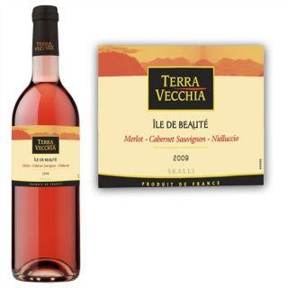 Terra Vecchia 2009   Achat / Vente VIN ROSE Terra Vecchia 2009