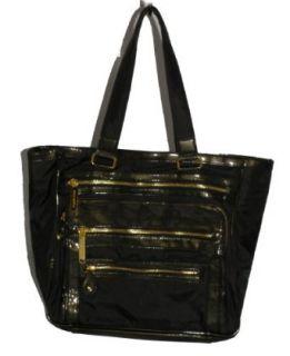 Steve Madden Large Zip It Tote Handbag Clothing