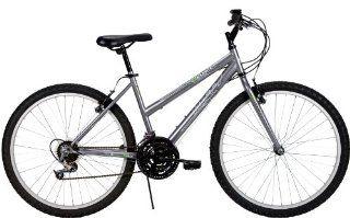 Huffy 26 Inch Ladies ATB Granite Bike (Silver) Sports