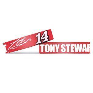 NASCAR Silicone Wristbands (Tony Stewart) Clothing