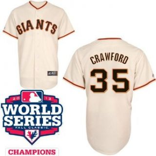 Brandon Crawford San Francisco Giants Youth Replica Home