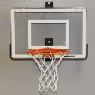 Wall Mounted Mini Basketball Hoop   Mini Pro 1.0 Sports
