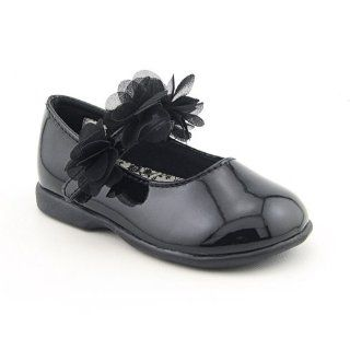 Baby Deer 2 6800 Black Shoes Infants Baby Toddler SZ 4 Shoes