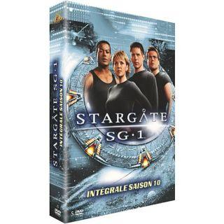 Stargate sg 1, saison 10 en BLU RAY SERIE TV pas cher