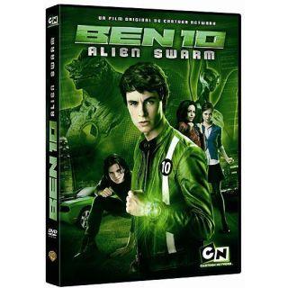 Ben 10, alien swarm en DVD DESSIN ANIME pas cher
