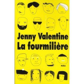 De Jenny Valentine paru le 11 avril 2011 aux éditions ECOLE DES